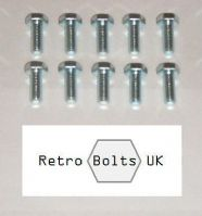 Ford Pinto Std Cam Cover Bolt Set